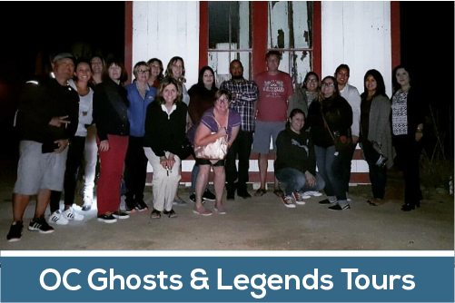 OC Ghosts and Legends