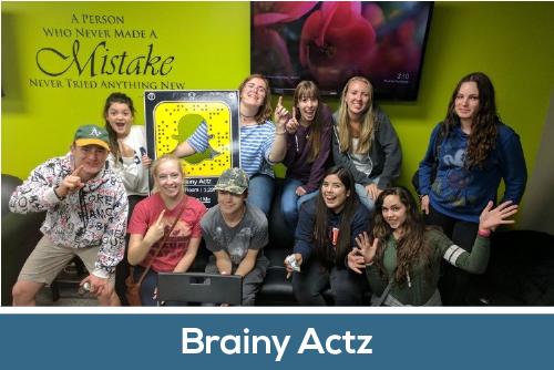 Brainy Actz