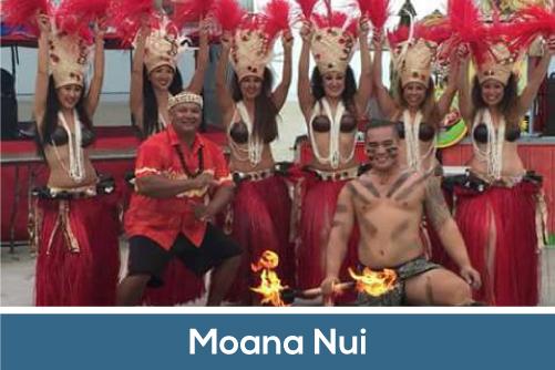 Na Hoku O Ka Lani and Moana Nui