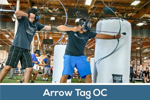 Arrow Tag OC