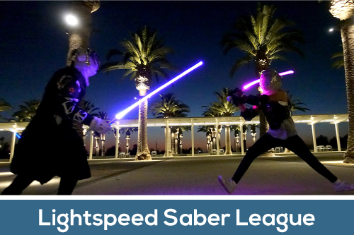 Lighspeed Saber League