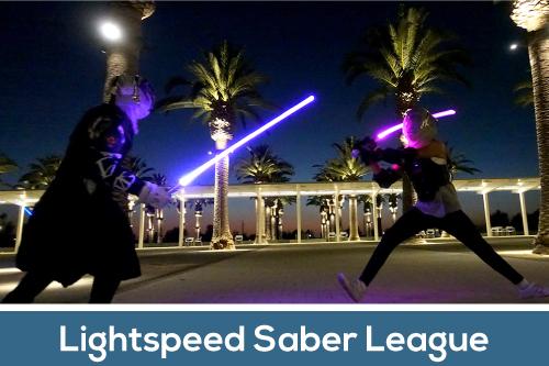 Lighspeed Saber League