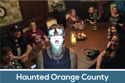 Haunted Orange County