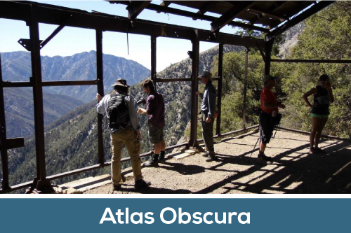 Atlas Obscura Society Los Angeles