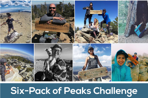 Six-Pack of Peaks Challenge™