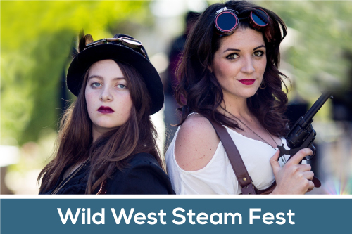 Wild West Steam Fest